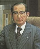 三代目社長 安藤芳次郎